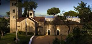 BCNConnect - Monasterio románico de Sant Miquel