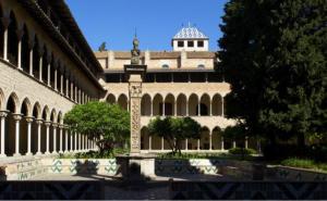 BCNConnect - Reial Monestir de Santa Maria de Pedralbes