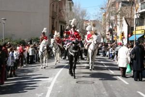 BCNConnect - Sant Medir Horses