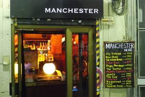 Manchester Bar, Barcelona