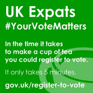 EU referendum register to vote