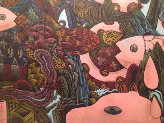 Gilbert street art
