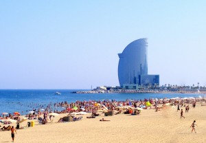 BCNConnect - Barceloneta Beach