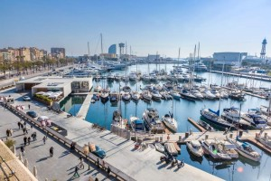 BCNConnect - Port Vell
