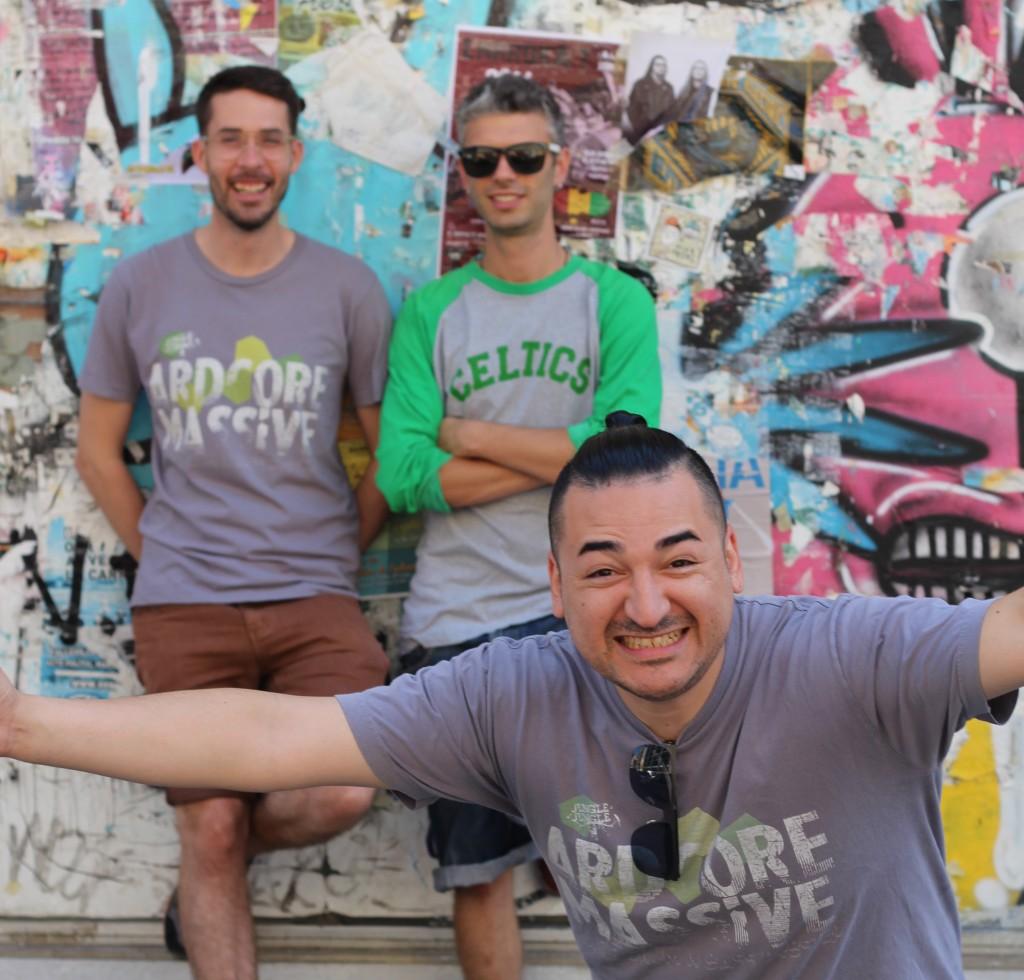 Tamen, Sekev & Egres - Jungle Jungle Crew