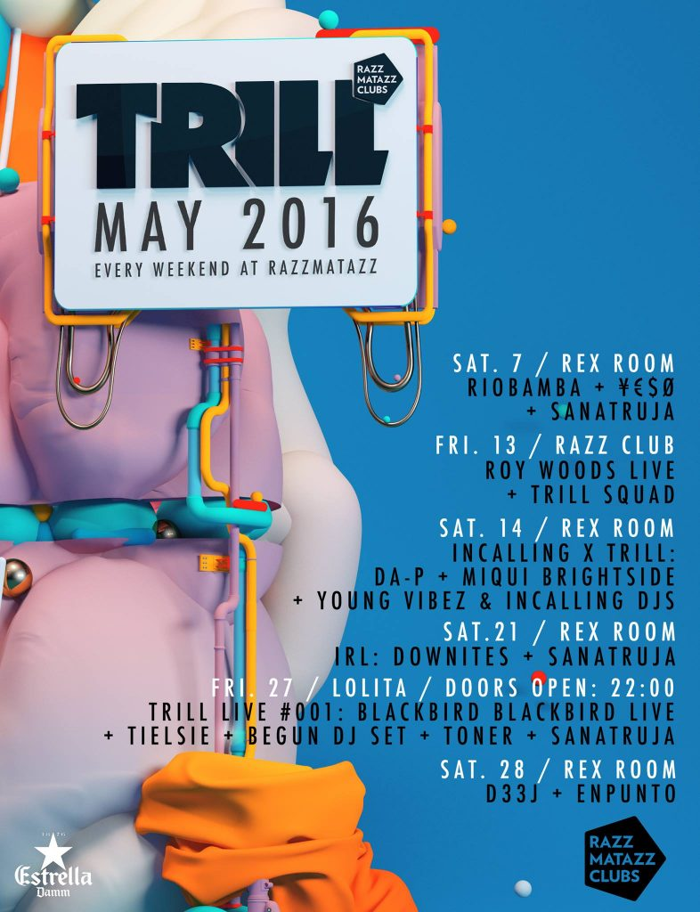 Trill Barcelona 2016 May