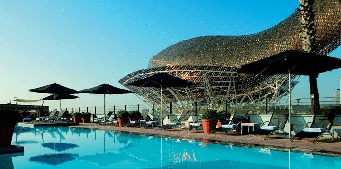 Barcelona's top outdoor pools and waterparks