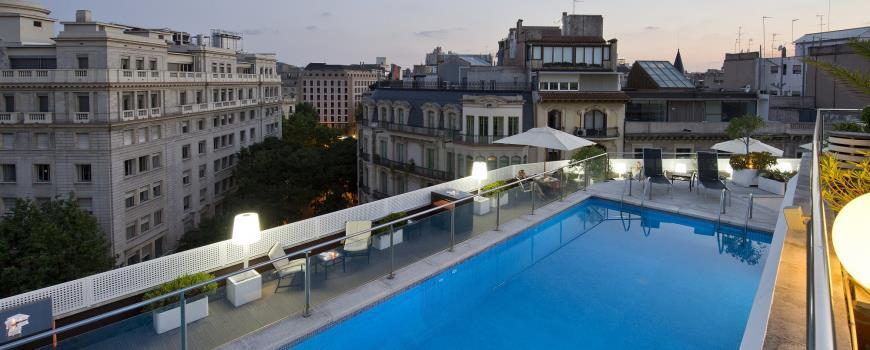 Primes off week rooftop pool party nh podium hotel - Hotel nh podium ...