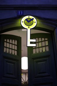 Lock Clock Barcelona