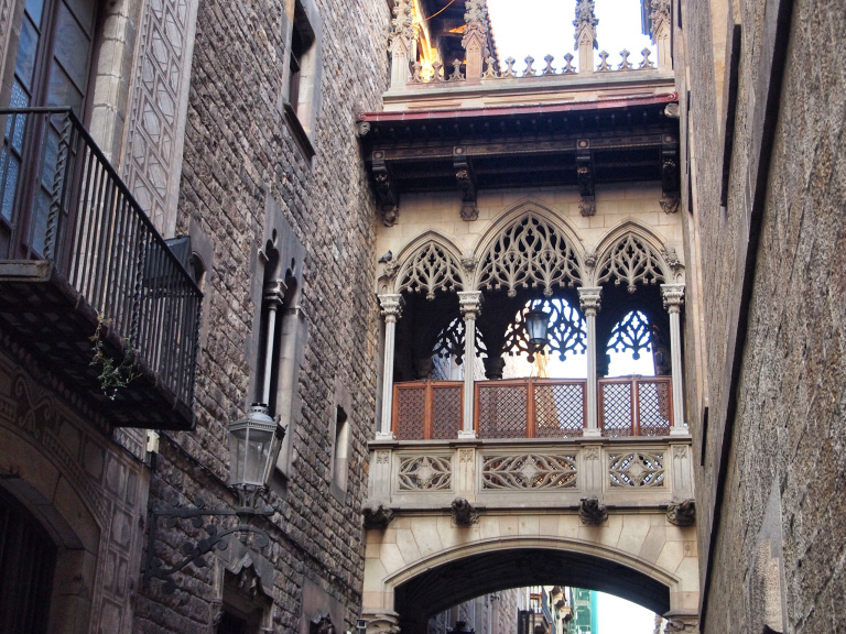 What to do in the Gothic Quarter  Barcelona Connect