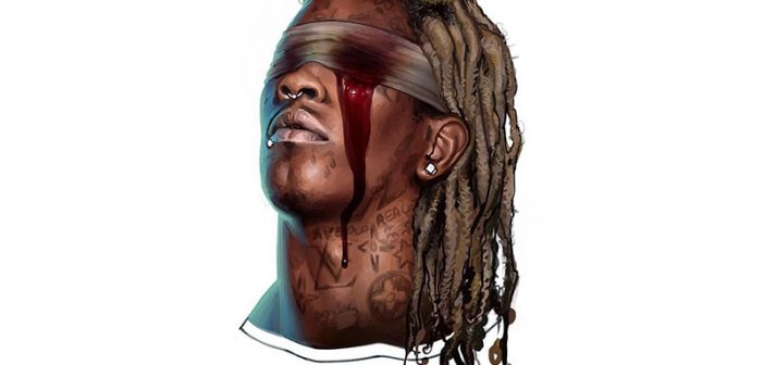 Young Thug Comes to Barcelona