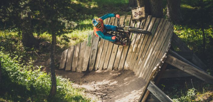 Mountain biking and summer sports at La Molina in the Pyrenees