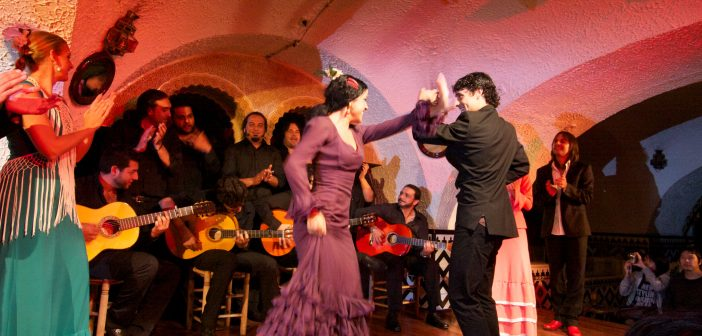 Flamenco Scene: See or Be the Passion