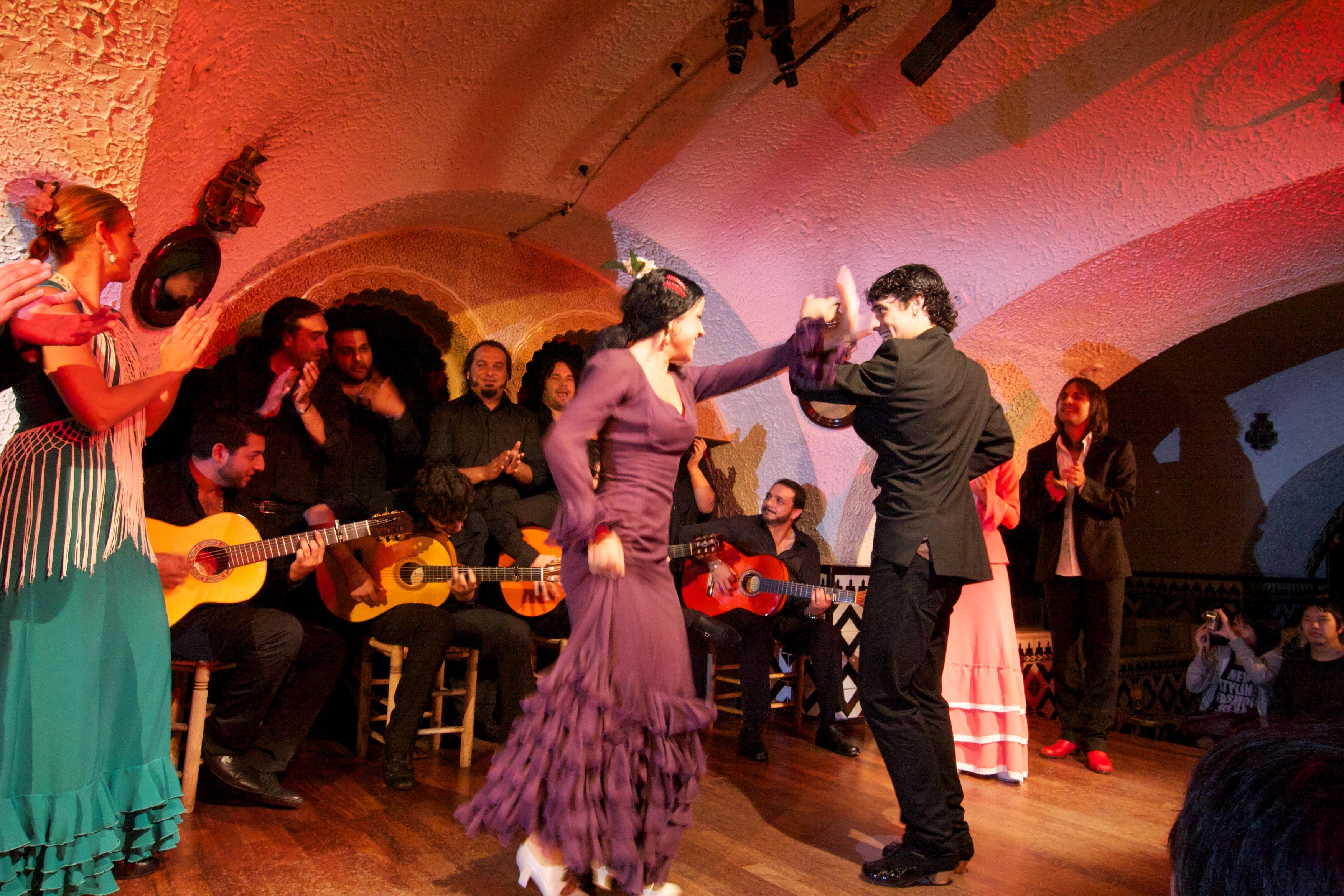 Flamenco scene see or be the passion barcelona connect - Agenda cultura barcelona ...