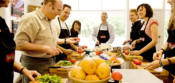 Cooking courses in Barcelona