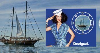 Desigual Sailing Experience
