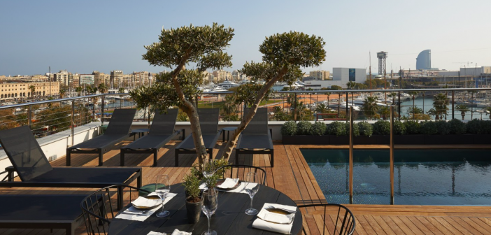 Top 10 terraces in Barcelona for cocktails, views and great food