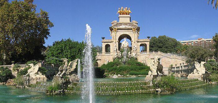 Barcelona's Beautiful Fountains