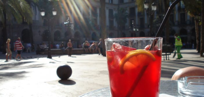 Traditional drinks of Barcelona