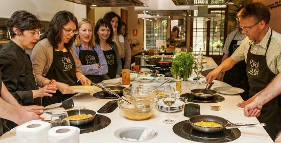 Cooking courses in barcelona barcelona connect - La cuisine cooking classes ...