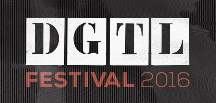 DGTL 2016 – Barcelona's Eco-Techno Festival at Parc Forum 12-13 August