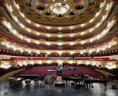 A tour of the opera, at Gran Teatre del Liceu