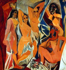 Picasso avinyó