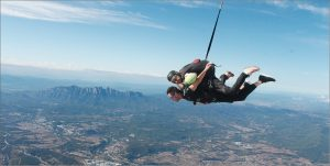 Saltamos Skydiving Barcelona