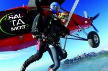 Saltamos skydiving