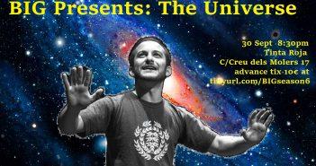 BIG Presents The Universe 5