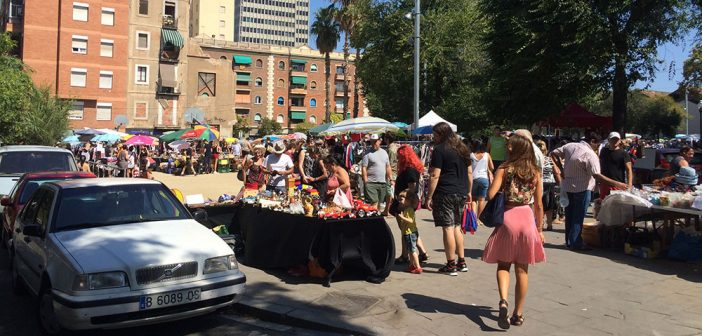 One man's treasure… at El Flea Market
