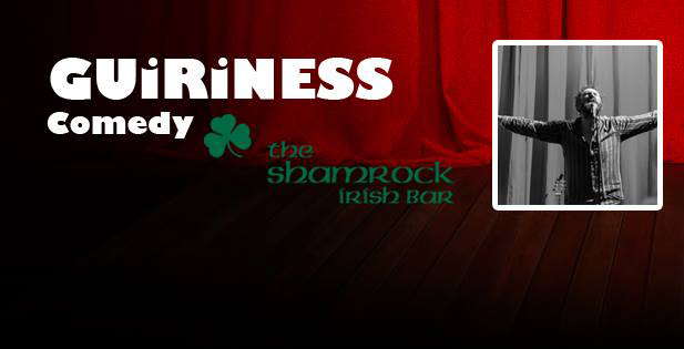 Guriness Comedy – A Night of Laughs at The Shamrock