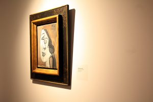 Pablo Picasso artwork at Galeria Mayoral