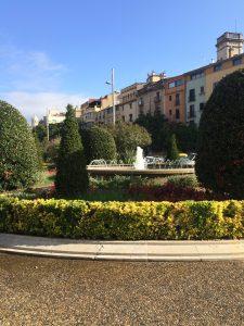 Girona Fountain