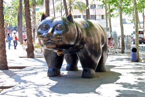 Cat of Poblenou