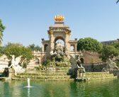 The Ciutadella Park in Barcelona