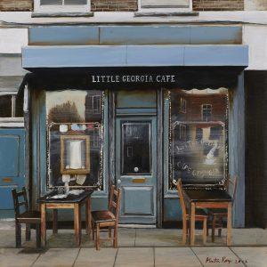 Little Georgia Cafe Neus Martín Royo