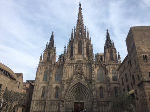 cathedral de Barcelona