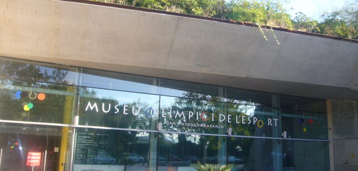 Barcelona's Olympic Museum