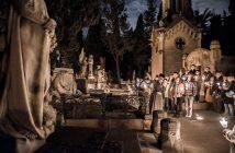 Cemetery Montjuïc Night Tour