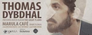 Thomas Dybdhal concert