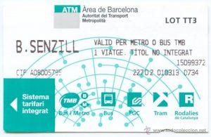 Barcelona public transport