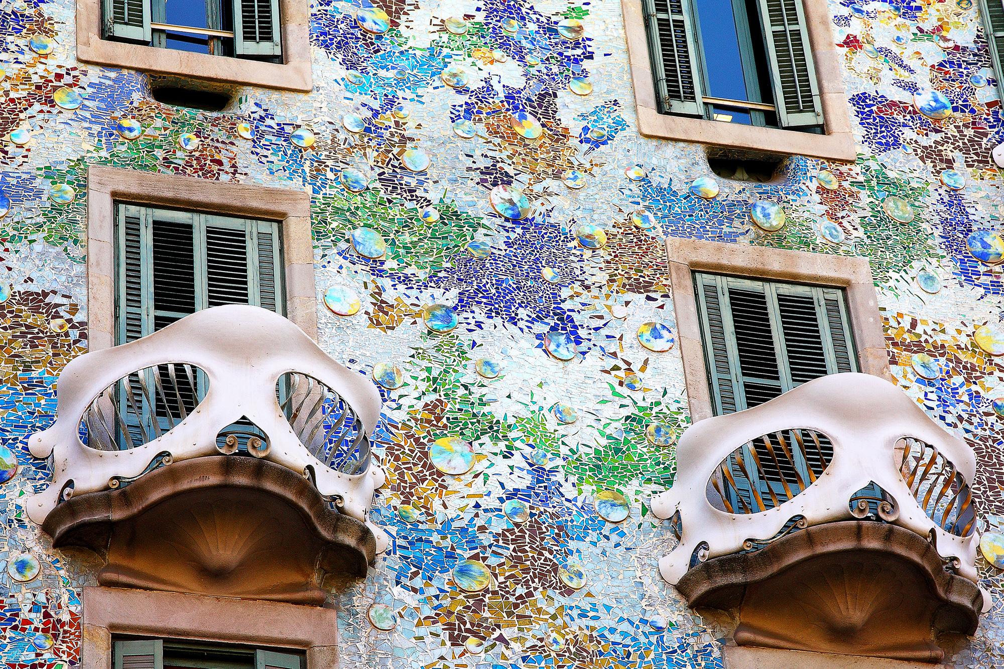 Casa Batlló Sant Jordi Barcelona Connect