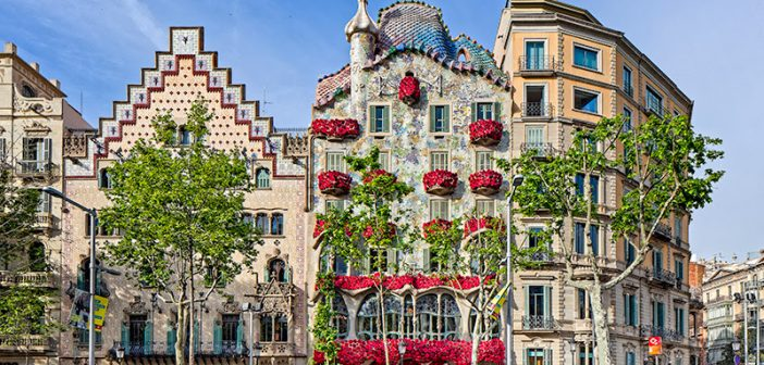 Celebrating literature and romance on Saint Jordi Day