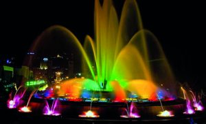 SIGHTSEE Montjuic-Fountains-Barcelona1