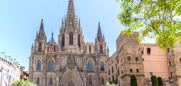 Gothic Quarter Barcelona – Tourist guide