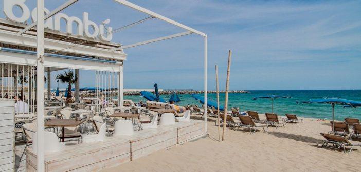 Chiringuito beach bars in Barcelona