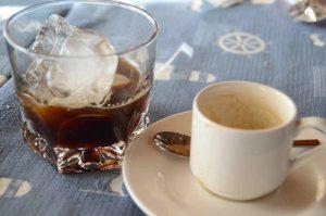 cafe con hielo