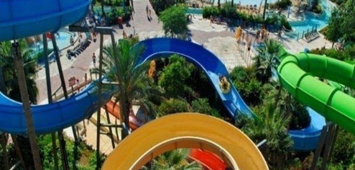 Water parks near Barcelona