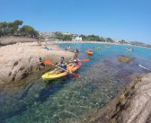 Excursions Barcelona: kayaking and snorkelling in Costa Brava